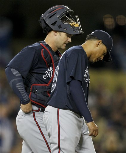 David Ross, Jair Jurrjens