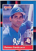 The 20 worst A-Braves players: #19 Damaso Garcia