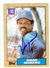 omar-moreno-autographed-baseball-card-atlanta-braves-1987-topps-214_c04e6a1559ec003276ac6316288ea306