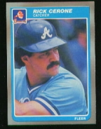 The 20 worst A-Braves players: #9 Rick Cerone