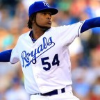 Braves have shown interest in Ervin Santana before