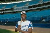 Atlanta Braves Outfielder Rico Carty