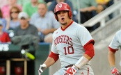 NCAA Baseball: College World Series-Indiana vs Louisville