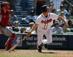 Five years ago today, Brooks was a #Braves hero