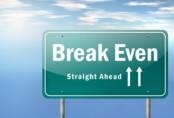 breakeven